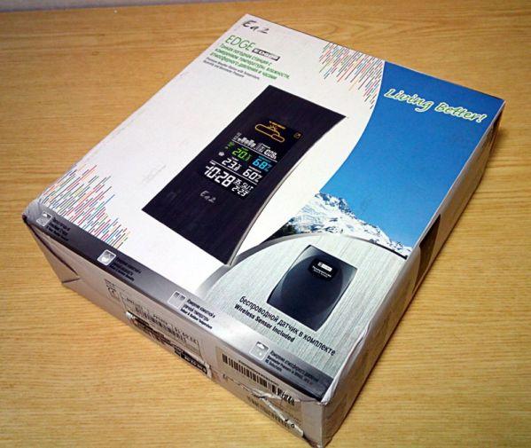 Упаковка и комплектация Ea2 EDGE ED609