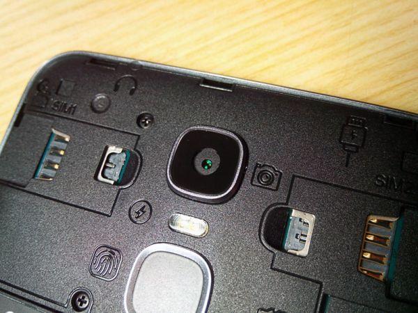 камеры в BQ Mercury