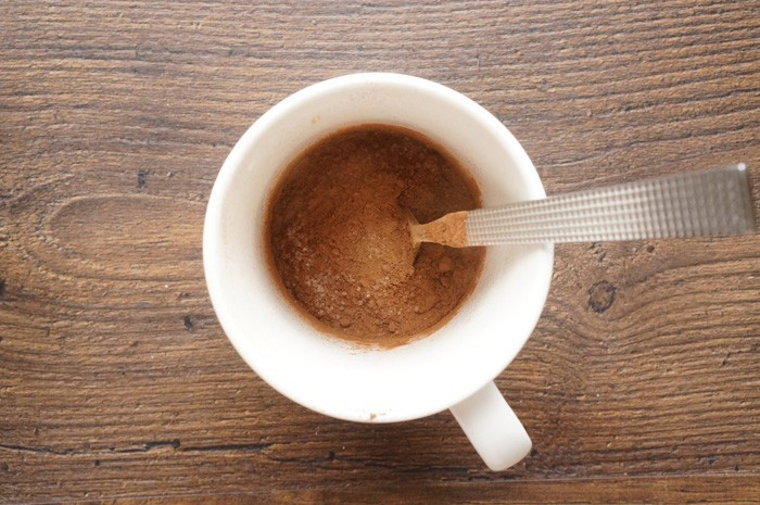 Быстрый пирог к кофе