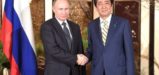Путин договорился с Японией
