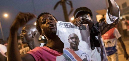 Президент Гамбии