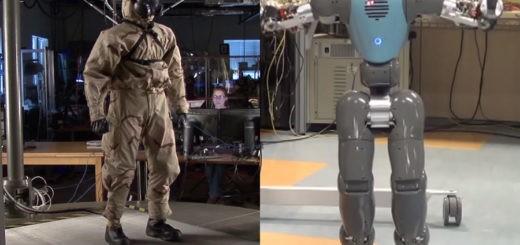 Робот Petman