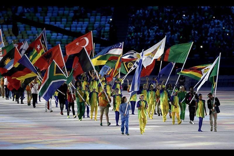 Олимпийские игры в Рио