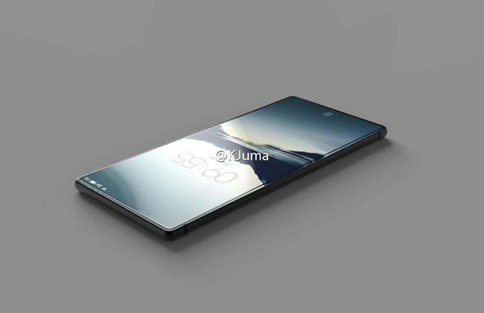 безрамочный смартфон Meizu