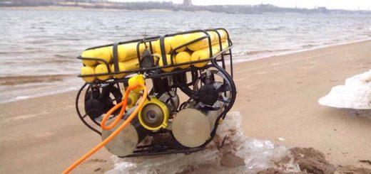 глубоководный робот