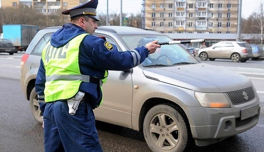 водителей будут лишать прав