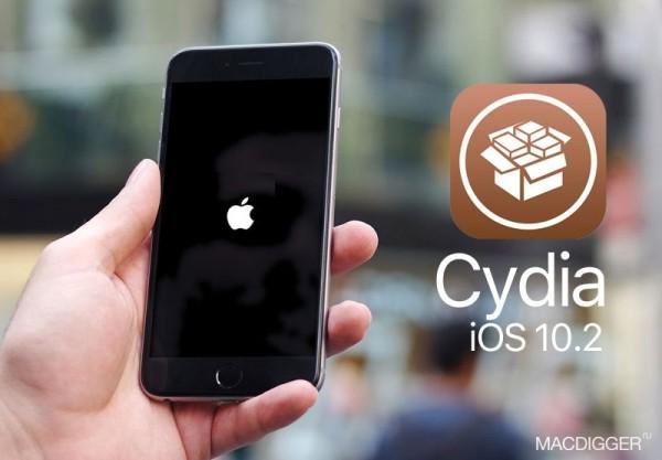 iOS 10.2 с джейлбрейком