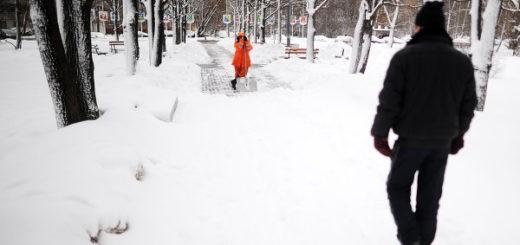 Морозы начнут ослабевать в среду