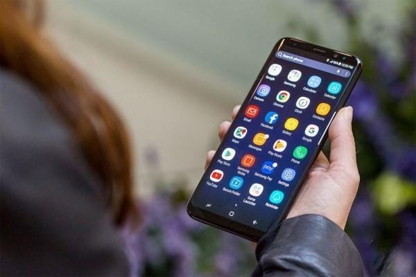 смартфон Galaxy S8