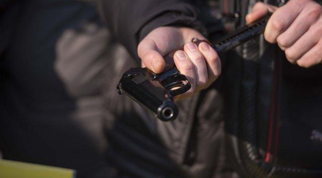 Стрельба в Киеве