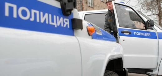 Столичная полиция задержала машину