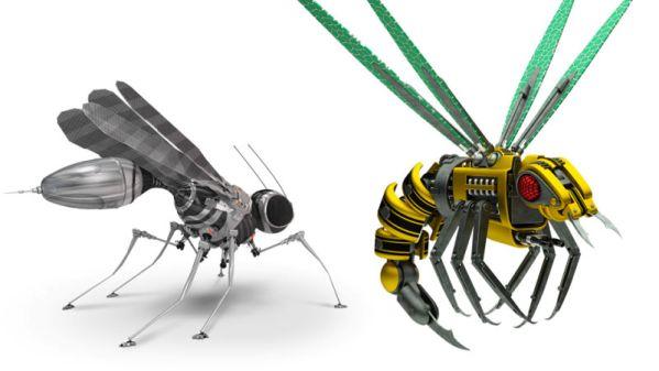 насекомые-киборги