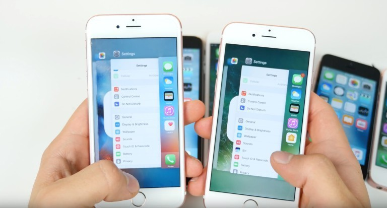 iOS 10.3.2 для iPhone