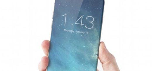 iPhone 8: «безграничный» экран