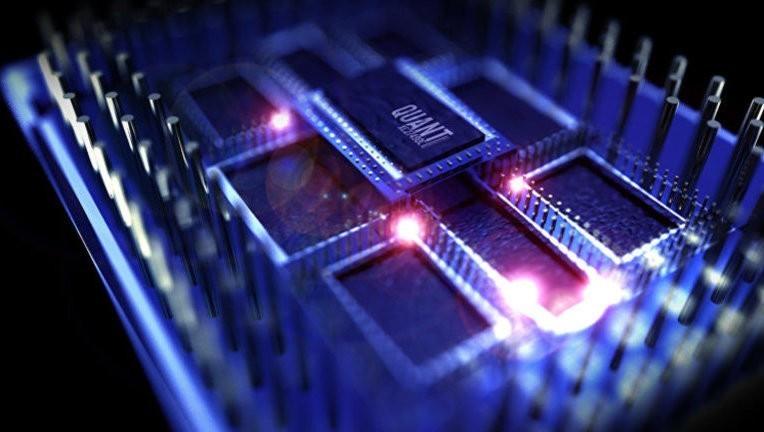 образец квантового процессора