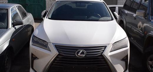 Дерзкий угон Lexus у замглавы Нацполиции