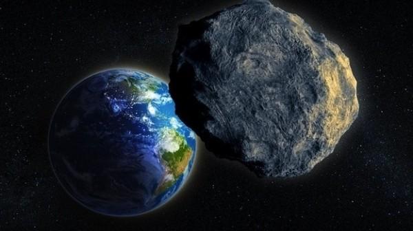 самый большой опасный астероид