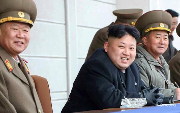 командный центр Ким Чен Ына