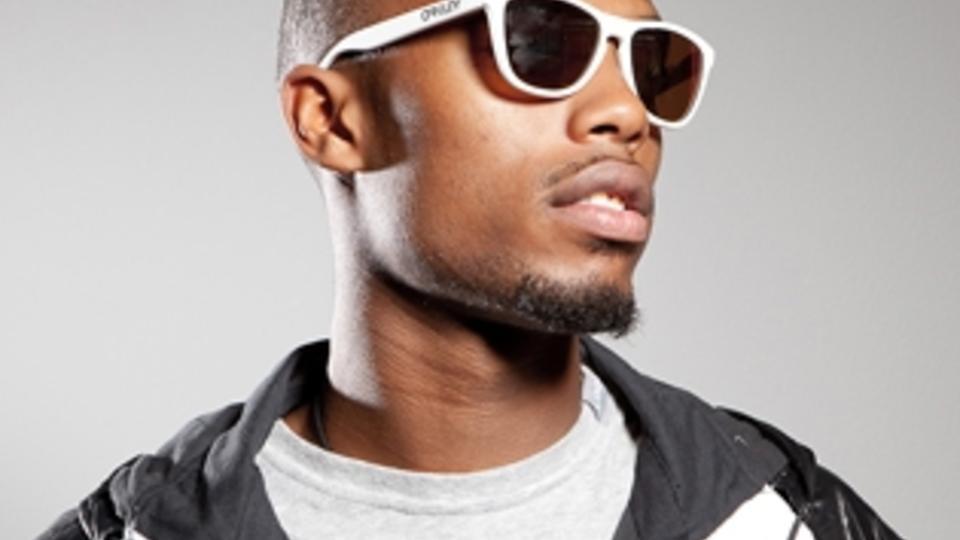 Рэпер B.o.B из США