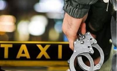 устроился на работу таксистом и угнал авто