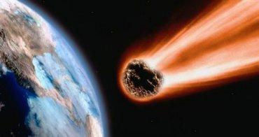 огромный «букингемский» астероид