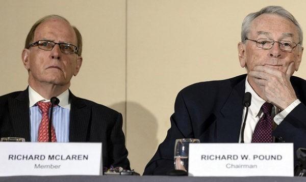 санкции в отношении руководства WADA