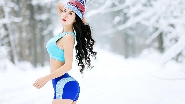 Лю Елинь мечтает совершить зимний заплыв вместе с Владимиром Путиным