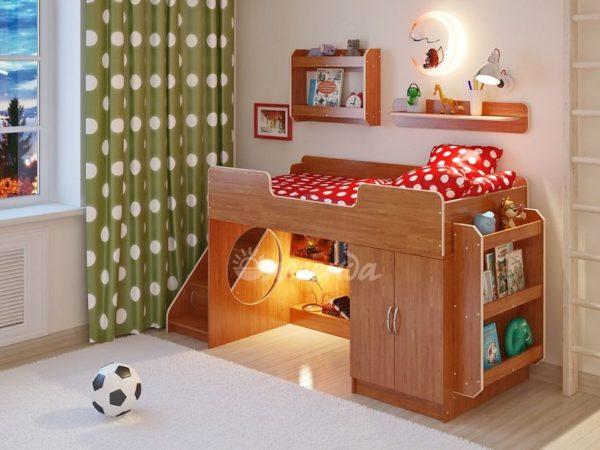 Кровати в детскую