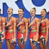 Выступления российских спортсменок на чемпионате мира