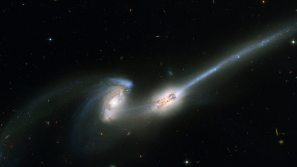 исследования галактик