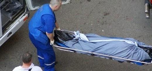 тело мужчины с признаками насильственной смерти