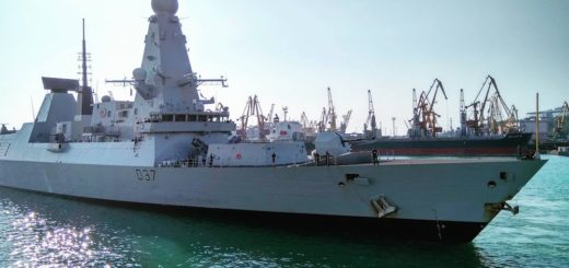 фрегат НАТО