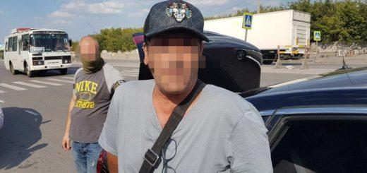 Силовики задержали гражданина Франции