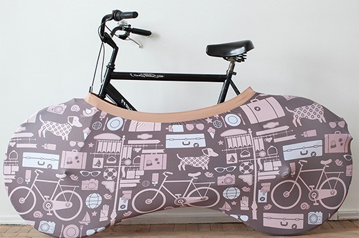 Специальный велосипедный чехол