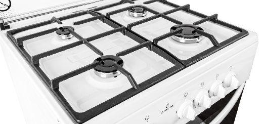 Чистка газовой плиты